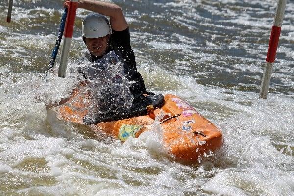 kayaking activities in Portugal